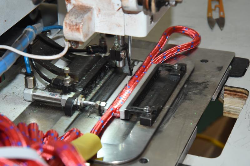 电脑缝纫缝扣