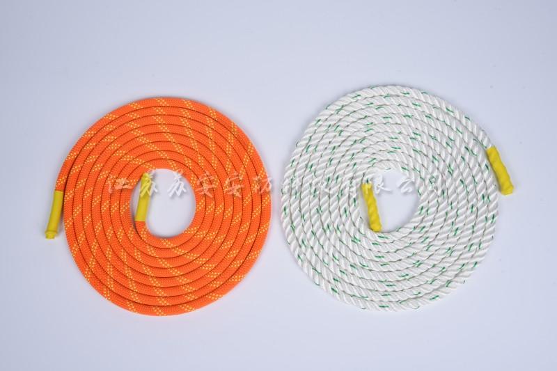 双股螺旋绳